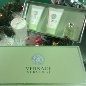 Подарочный набор Versace Versense