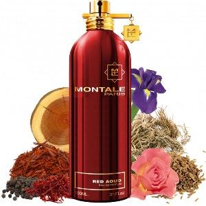Montale Red Aoud духи для женщин и мужчин