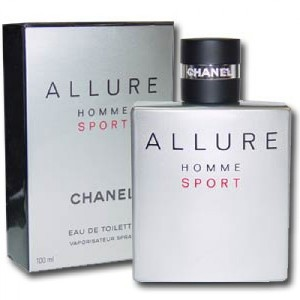 Парфюмерный бренд Chanel Allure Homme Sport