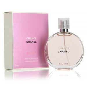Парфюмерный бренд Chanel Chance Eau Vive