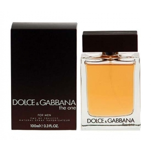 туалетная вода Dolce Gabbana The One For Men