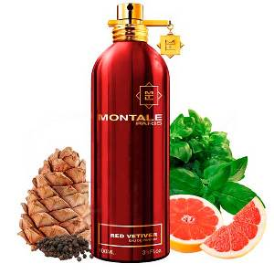 Montale Red Vetyver парфюмированная вода