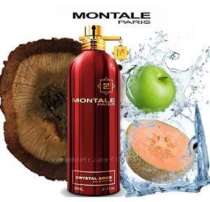 Духи Montale Crystal Aoud
