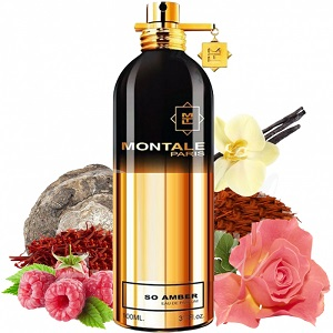 Montale So Amber парфюм