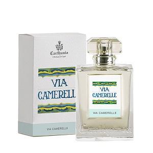 Туалетная вода Carthusia Via Camerelle унисекс