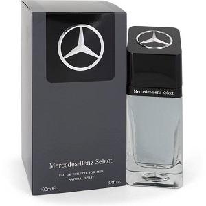 Туалетная вода Mercedes-Benz Select