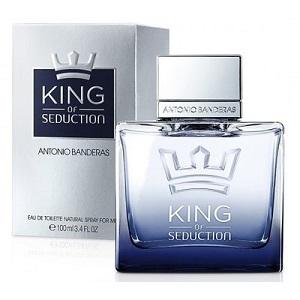 Туалетная вода Antonio Banderas King of Seduction