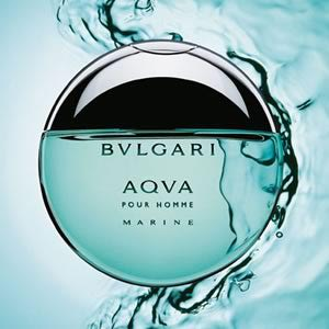 Туалетная вода Bvlgari Aqva Pour Homme Marine