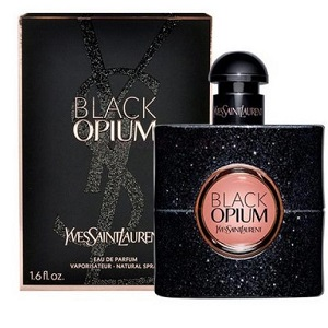 Парфюмированная вода Yves Saint Laurent Black Opium