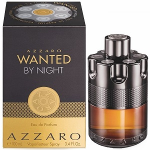 Парфюмированная вода Azzaro Wanted By Night