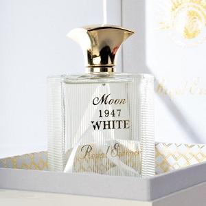 Norah Perfumes Moon 1947 White